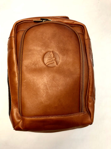 AmCap Leather Shoe Bag