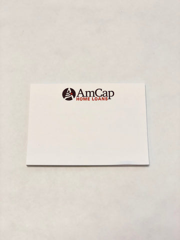 AmCap Post-It Notes