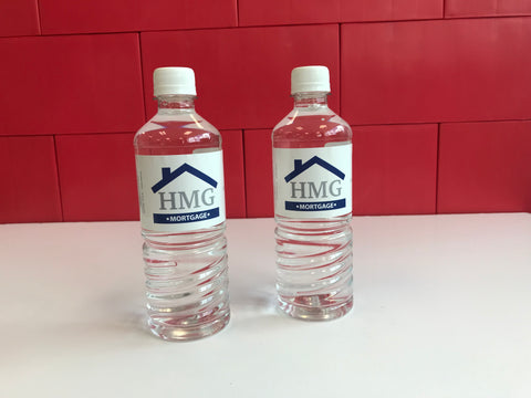 HMG Water Bottles - Houston