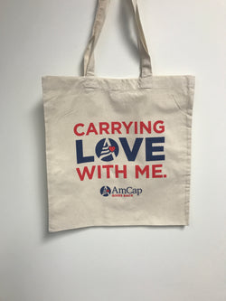AmCap Gives Back Tote Bag