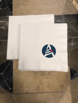AmCap Cocktail Napkins