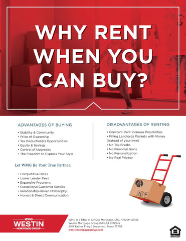 WMG Rent vs. Buy Flyer (FREE DOWNLOAD)