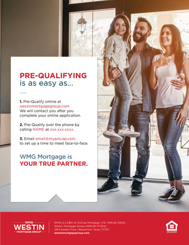WMG Pre-Qualification Flyer
