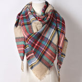 Fashion Cashmere Winter Scarf For Women