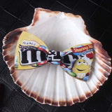 Magnetic Wooden Bow Tie