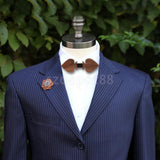 Wooden Bow Tie For Tuxedo