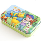Wooden Cartoon Puzzle 60 Pieces Per Set