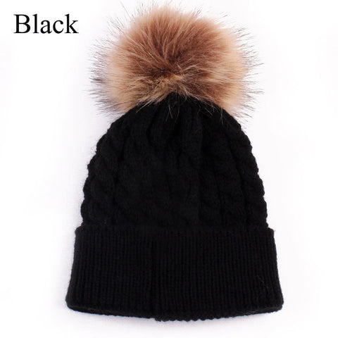 Children Winter Cotton Hats