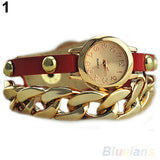 Fashion Multi Color Watch