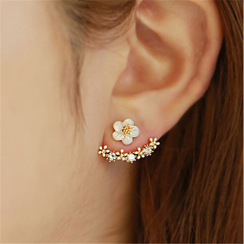 Fashion Silver Stud Earrings