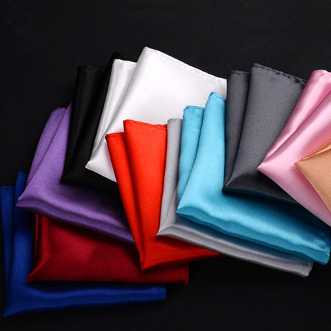 Men's Retro Style Pocket Square Handkerchief