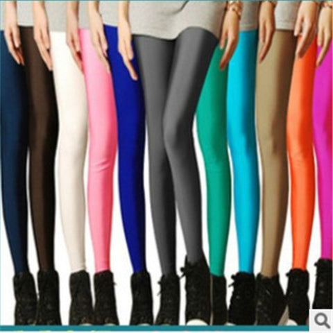 Candy Cotton Leggins