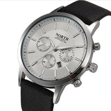 Luxury Casual Leather Watch