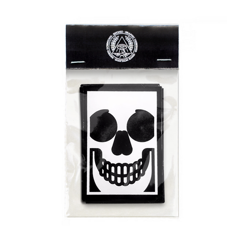 Skull Street Bomber Sticker Pack