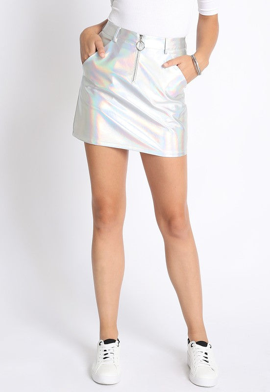 Cosmic Cutie Mini Skirt