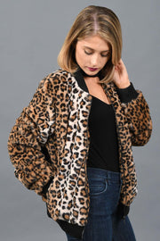 A Walk On The Wild Side Bomber Jacket
