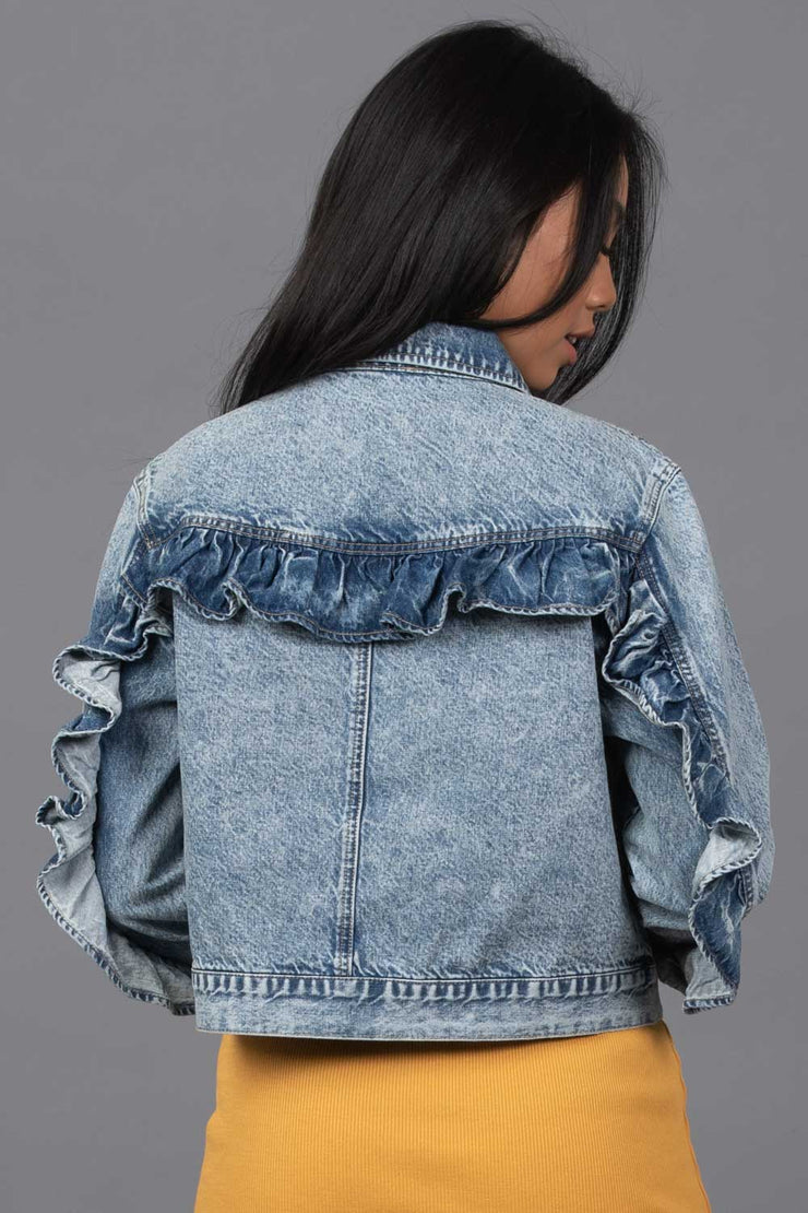 All The Details Denim Jacket