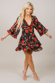Back Atcha Floral Dress