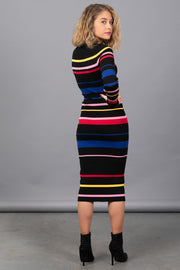 Between The Lines Dress