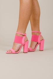 Center of Attention Heels