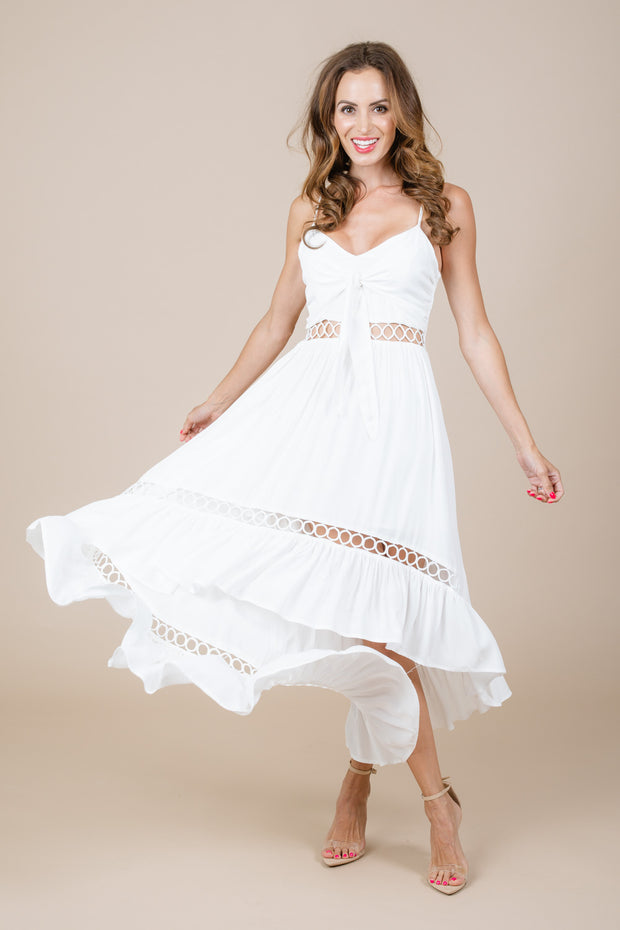 Magnolia High Low Dress