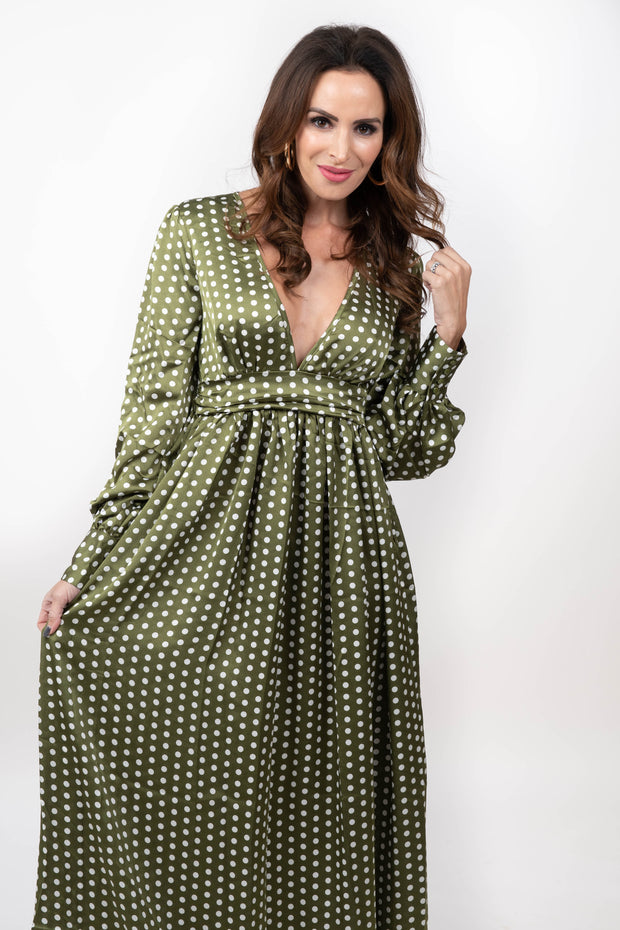 Polka Dot Dreams Dress