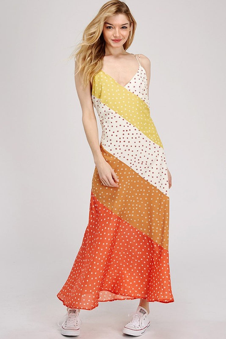 Dancin' In The Sun Maxi Dress