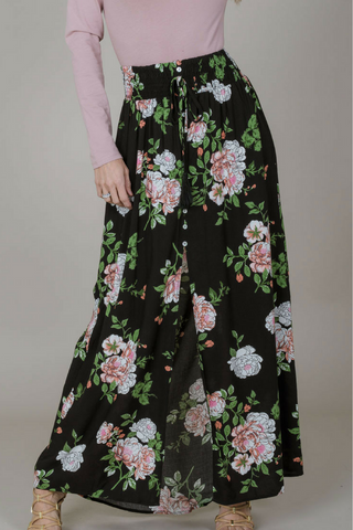 Day On The Town Maxi Skirt
