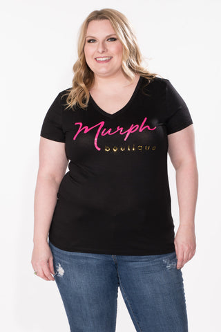 Murph Boutique Tee - Plus