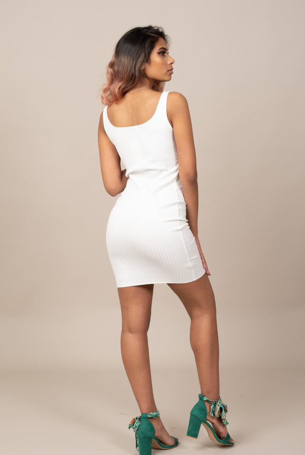Girl Next Door Bodycon Dress