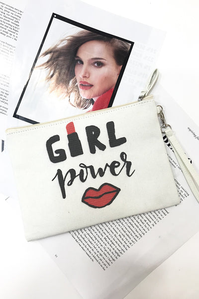 Girl Power Clutch