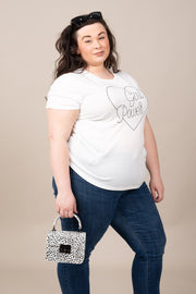 Girl Power Tee - Curvy