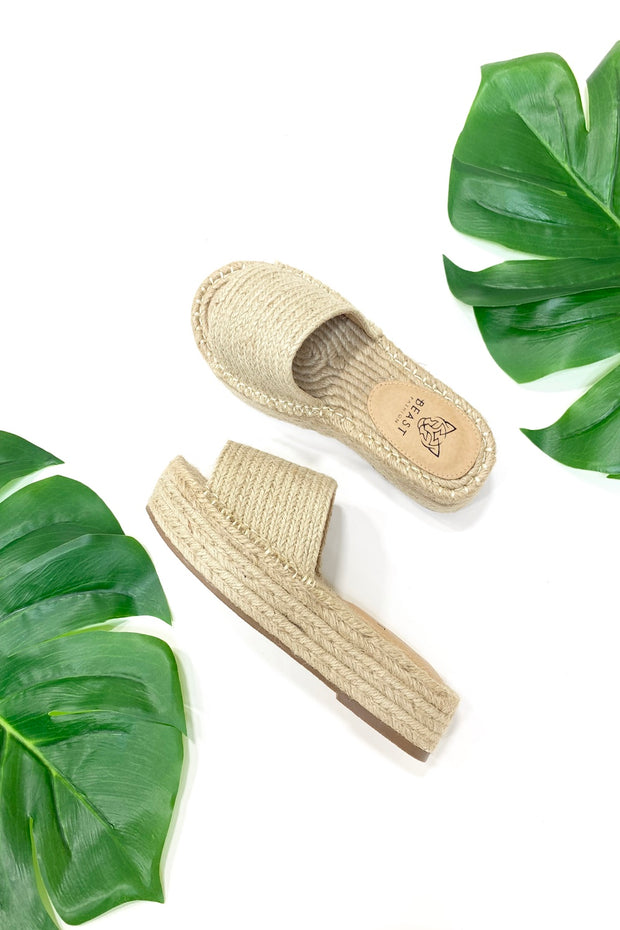 Beach Bound Espadrilles