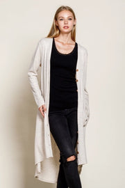 Love You Longline Cardigan