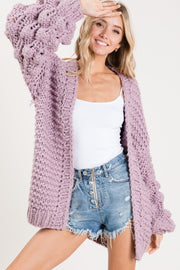 In The Knit of Time Cardigan