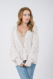 Buttoned Up Cardigan