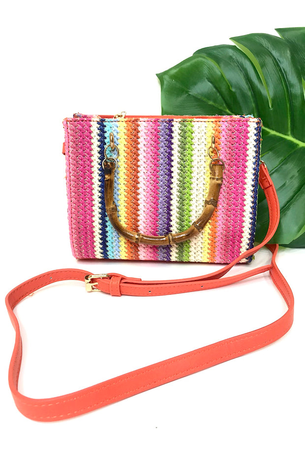 Somewhere In The Tropics Purse