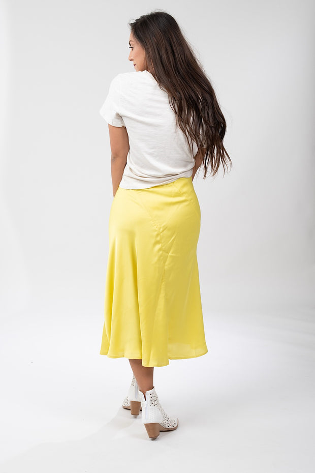 You're the Zest Midi Skirt