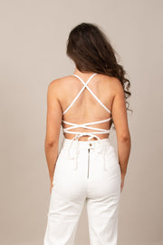 Jump Start Denim Jumpsuit
