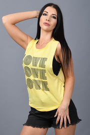 LOVE Graphic Tank
