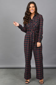 Home For The Holidays Jumpsuit