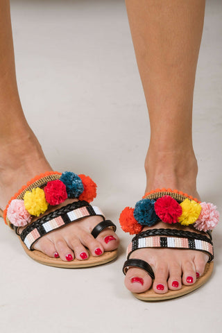 Party Planner Sandals
