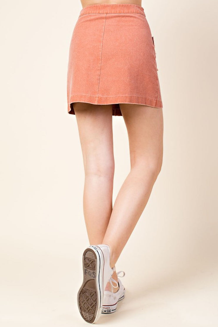 Peaches And Cream Skirt