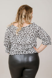 Wildest Dreams Top - Curvy