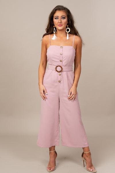 Places To Be Jumpsuit