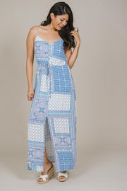 Comes And Goes Maxi Dress