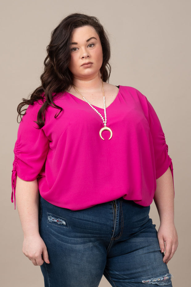 Remember Me Top - Curvy