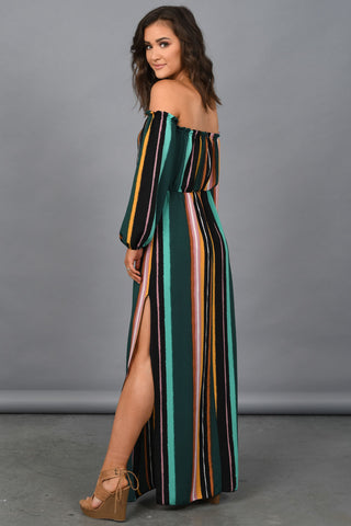 Simple Hello Maxi Dress