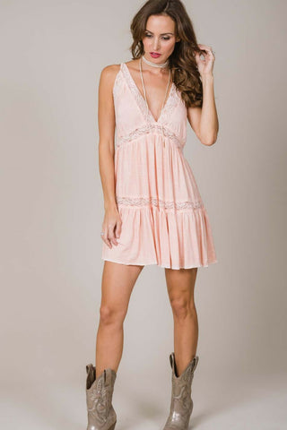Stay With Me Tunic Dress