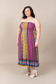 Sun Kissed Dress - Curvy